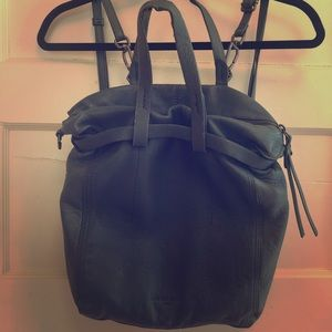Liebeskind Berlin~ Convertable Leather Backpack